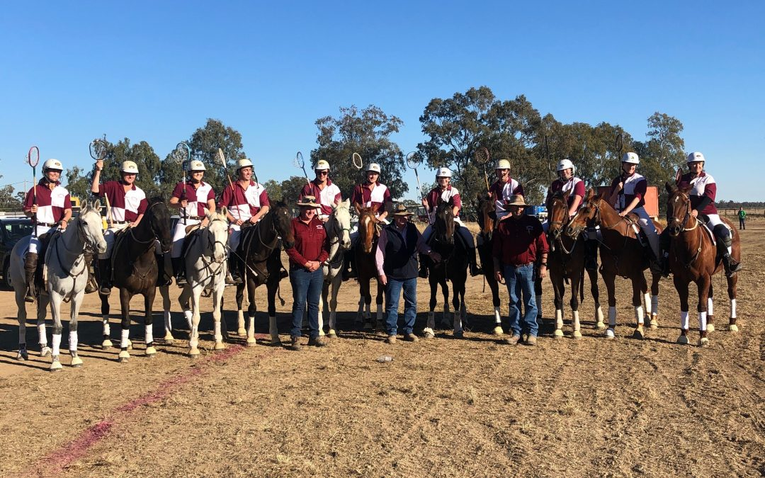 Proud Supporters of Goondiwindi Polocrosse Club