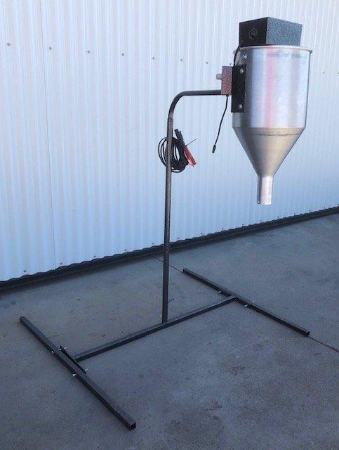 Dry Peat Applicator
